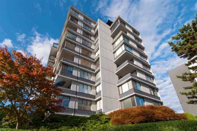 2167 Bellevue Avenue #601, West Vancouver, BC V7V 1C2 (#R2367187) :: Vancouver Real Estate