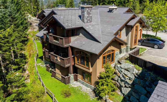 2500 Taluswood Place #6, Whistler, BC V0N 1B2 (#R2367240) :: Royal LePage West Real Estate Services