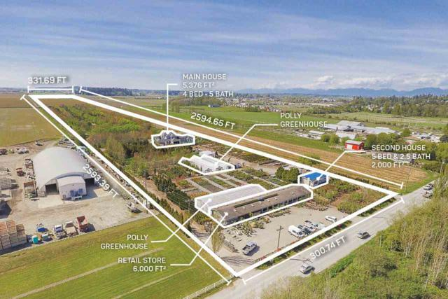5047 184 Street, Surrey, BC V3Z 1B5 (#R2367982) :: Royal LePage West Real Estate Services