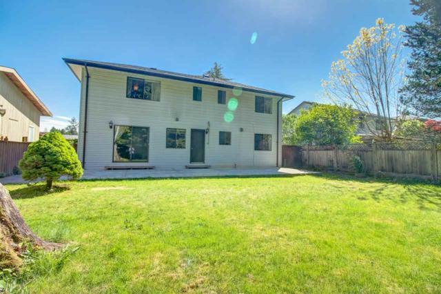852 Herrmann Street, Coquitlam, BC V3C 4P3 (#R2368348) :: Royal LePage West Real Estate Services