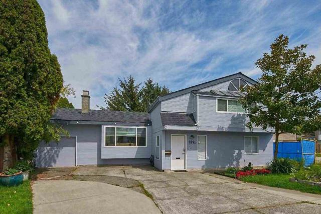 9891 Glenthorne Drive, Richmond, BC V7A 1Y3 (#R2368425) :: Vancouver Real Estate