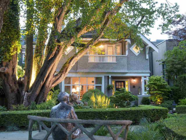 4405 W 6TH Avenue, Vancouver, BC V6R 1V2 (#R2370475) :: Vancouver Real Estate