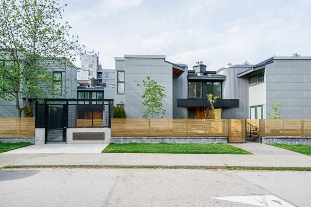 503 E Pender Street #9, Vancouver, BC V6A 1V3 (#R2370928) :: Vancouver Real Estate