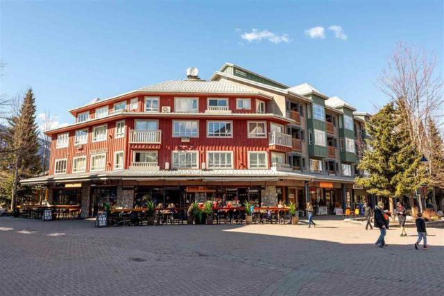 4314 Main Street #353, Whistler, BC V0N 1B4 (#R2375362) :: Royal LePage West Real Estate Services