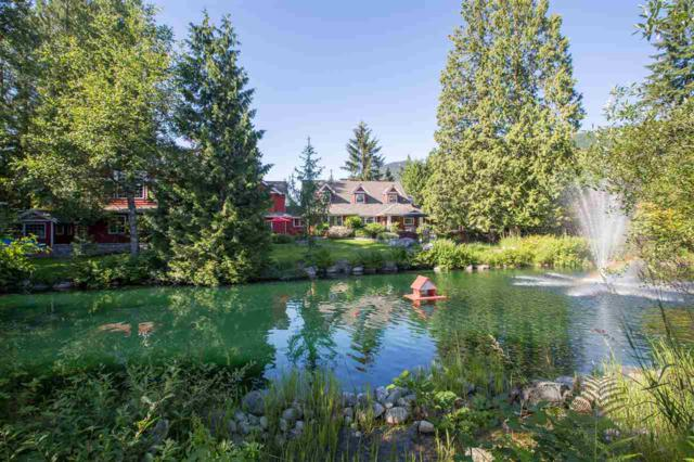 2571 East Road, Anmore, BC V3H 5G9 (#R2376487) :: Royal LePage West Real Estate Services