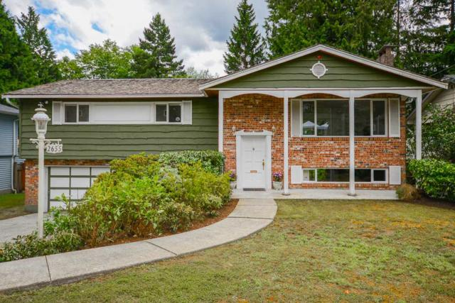 2655 Standish Drive, North Vancouver, BC V7H 1M9 (#R2376546) :: Royal LePage West Real Estate Services