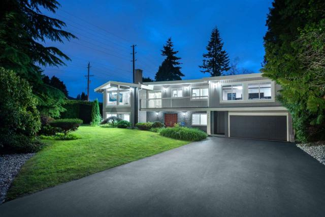 802 Crestwood Drive, Coquitlam, BC V3J 5S5 (#R2376679) :: Royal LePage West Real Estate Services