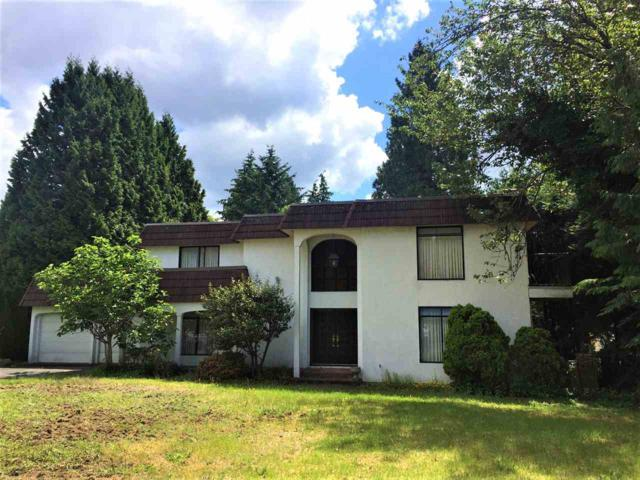 990 Cross Creek Road, West Vancouver, BC V7S 2S5 (#R2377370) :: Royal LePage West Real Estate Services