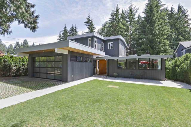 965 Belvedere Drive, North Vancouver, BC V7R 2C2 (#R2377824) :: Royal LePage West Real Estate Services