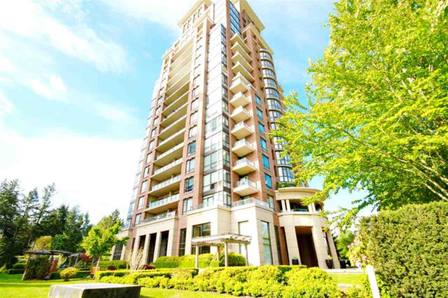 6833 Station Hill Drive #501, Burnaby, BC V3N 5E1 (#R2378392) :: Royal LePage West Real Estate Services