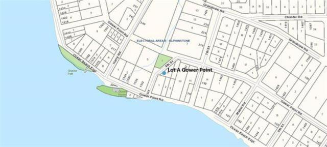 Lot A Gower Point Road, Gibsons, BC V0N 1V4 (#R2378476) :: RE/MAX City Realty