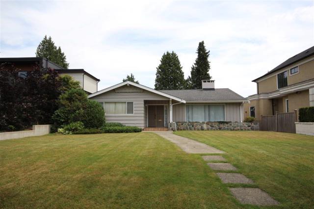 6850 Laurel Street, Vancouver, BC V6P 3T7 (#R2379035) :: Royal LePage West Real Estate Services