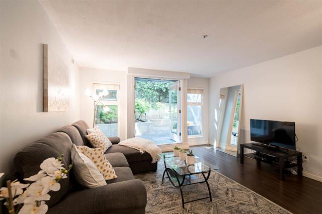 1023 Wolfe Avenue #106, Vancouver, BC V6H 1V6 (#R2379342) :: Royal LePage West Real Estate Services