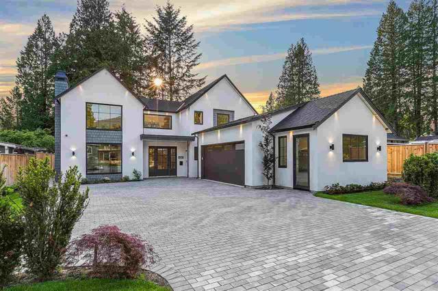 4587 Glenwood Avenue, North Vancouver, BC V7R 4G6 (#R2379542) :: Royal LePage West Real Estate Services