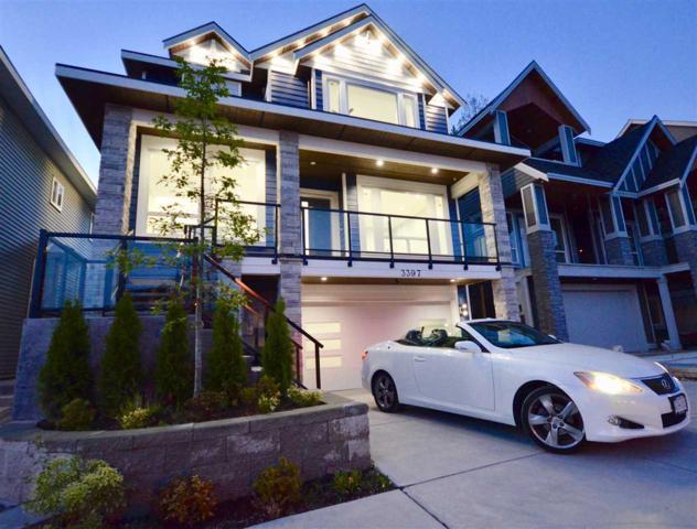 3397 Derbyshire Avenue, Coquitlam, BC V3E 3H2 (#R2379785) :: Royal LePage West Real Estate Services