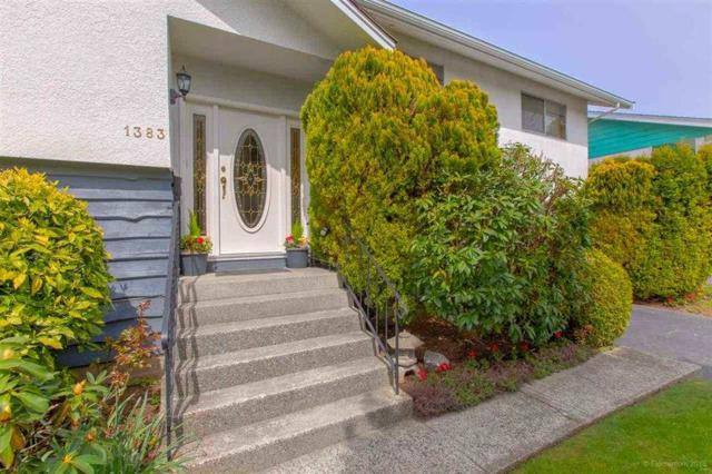 1383 Grover Avenue, Coquitlam, BC V3J 3G3 (#R2379988) :: Royal LePage West Real Estate Services
