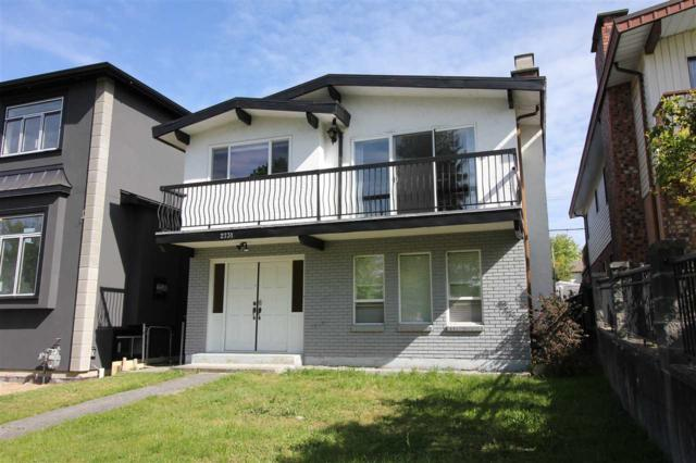 2731 E 8TH Avenue, Vancouver, BC V5M 1W7 (#R2380038) :: Royal LePage West Real Estate Services