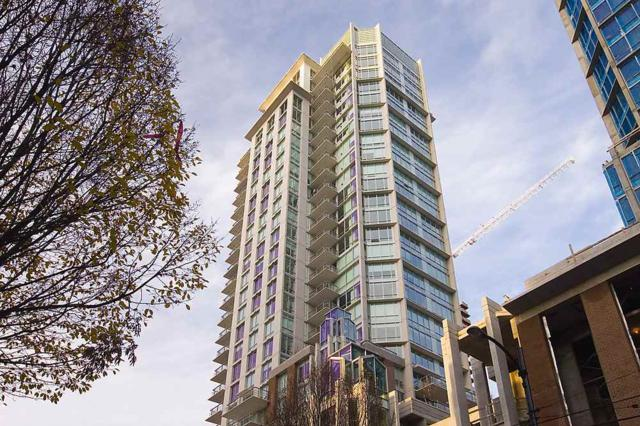 565 Smithe Street #1704, Vancouver, BC V6B 0E4 (#R2380068) :: Vancouver Real Estate