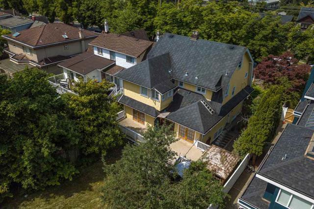 5528 Trafalgar Street, Vancouver, BC V6N 1C3 (#R2380165) :: Vancouver Real Estate