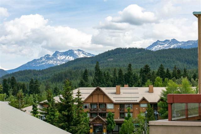 4368 Main Street #318, Whistler, BC V8E 1B6 (#R2380424) :: Royal LePage West Real Estate Services