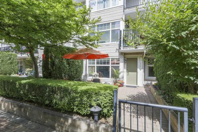 7038 21ST Avenue #211, Burnaby, BC V5E 2Y9 (#R2380470) :: Royal LePage West Real Estate Services