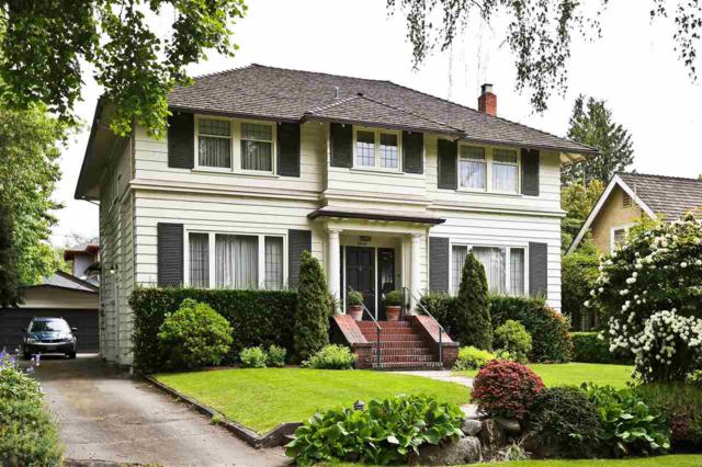 5846 Angus Drive, Vancouver, BC V6M 3N8 (#R2380477) :: Royal LePage West Real Estate Services