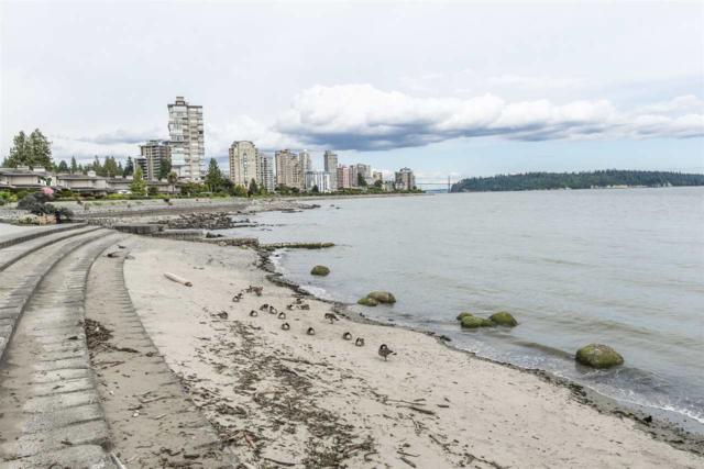 2471 Bellevue Avenue #205, West Vancouver, BC V7V 1E1 (#R2380689) :: Royal LePage West Real Estate Services