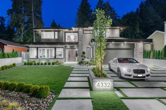 4332 Quinton Place, North Vancouver, BC V7R 4A7 (#R2380911) :: Royal LePage West Real Estate Services
