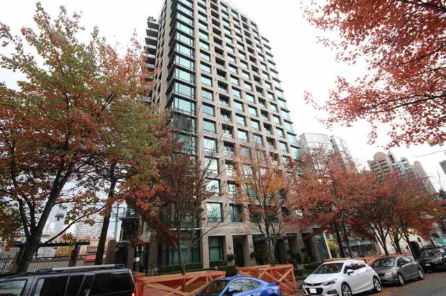 1003 Burnaby Street #1206, Vancouver, BC V6E 4R7 (#R2380953) :: Royal LePage West Real Estate Services