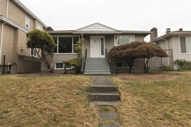 1475 E 59TH Avenue, Vancouver, BC V5P 2G6 (#R2385827) :: Royal LePage West Real Estate Services