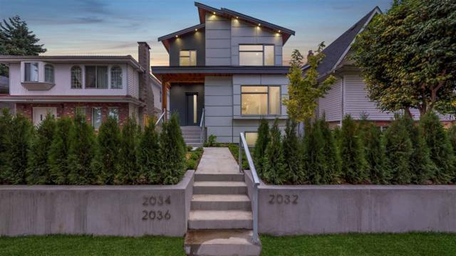 2032 E 22ND Avenue, Vancouver, BC V5N 2R4 (#R2386219) :: Royal LePage West Real Estate Services