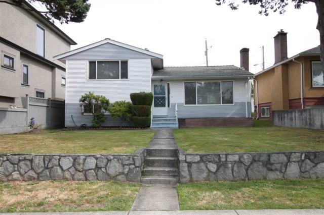 1525 E 55TH Avenue, Vancouver, BC V5P 1Z2 (#R2387342) :: Royal LePage West Real Estate Services