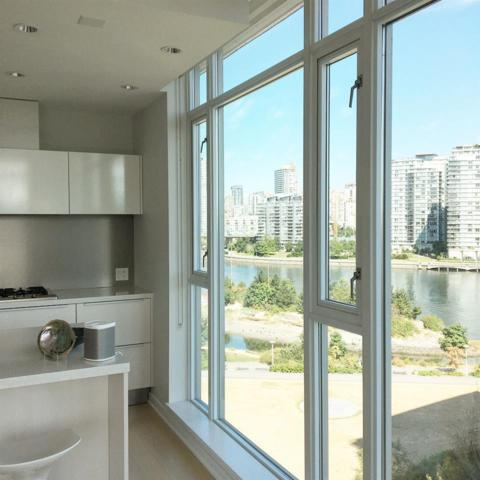 1616 Columbia Street #807, Vancouver, BC V5Y 0B7 (#R2388940) :: Vancouver Real Estate