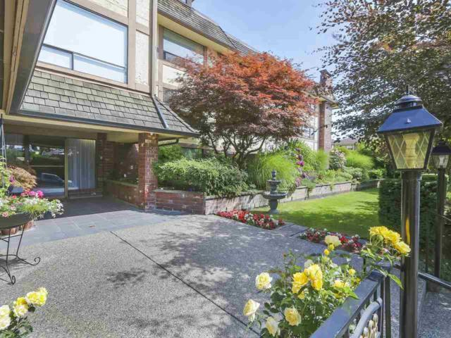 1368 Foster Street #107, White Rock, BC V4B 3X4 (#R2389180) :: Royal LePage West Real Estate Services