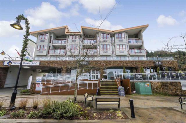160 Esplanade Avenue #308, Harrison Hot Springs, BC V0M 1K0 (#R2389565) :: Vancouver Real Estate