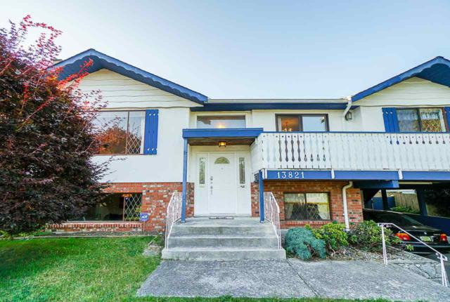 13821 Malabar Avenue, White Rock, BC V4B 2X8 (#R2389781) :: Royal LePage West Real Estate Services