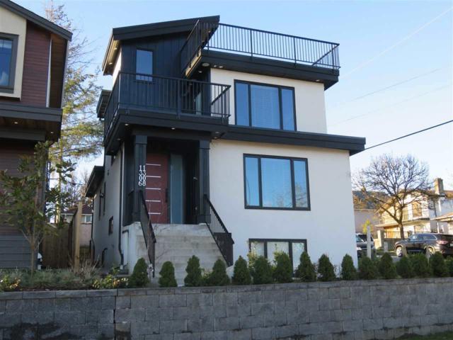 1304 E 36TH Avenue, Vancouver, BC V5W 1C9 (#R2389998) :: Royal LePage West Real Estate Services