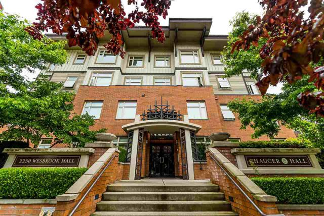 2250 Wesbrook Mall #415, Vancouver, BC V6T 0A6 (#R2390341) :: RE/MAX City Realty