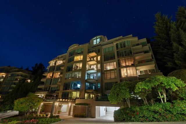 3105 Deer Ridge Drive #401, West Vancouver, BC V7S 4W1 (#R2391201) :: RE/MAX City Realty