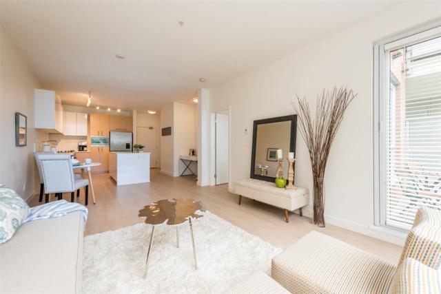 1621 Hamilton Avenue #105, North Vancouver, BC V7P 0B6 (#R2393282) :: Vancouver Real Estate