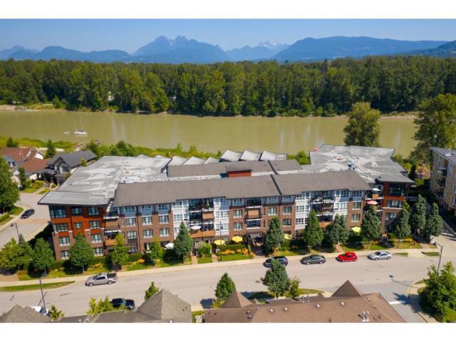23215 Billy Brown Road #303, Langley, BC V1M 0B7 (#R2393765) :: Macdonald Realty