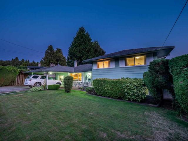 629 Silverdale Place, North Vancouver, BC V7N 2Z8 (#R2393837) :: RE/MAX City Realty