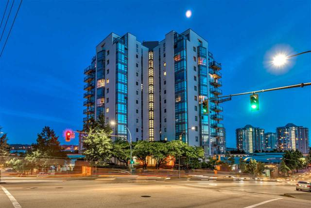 98 Tenth Street #1204, New Westminster, BC V3M 6L8 (#R2394032) :: Vancouver Real Estate