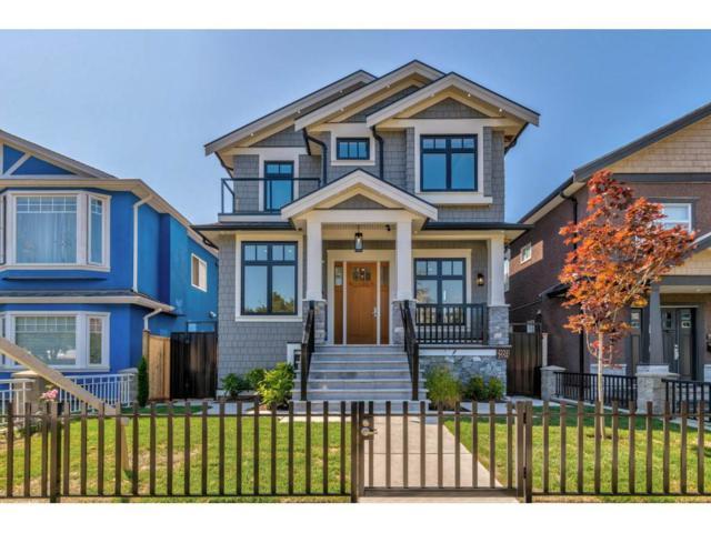 2552 E 2ND Avenue, Vancouver, BC V5M 1C6 (#R2395554) :: Vancouver Real Estate