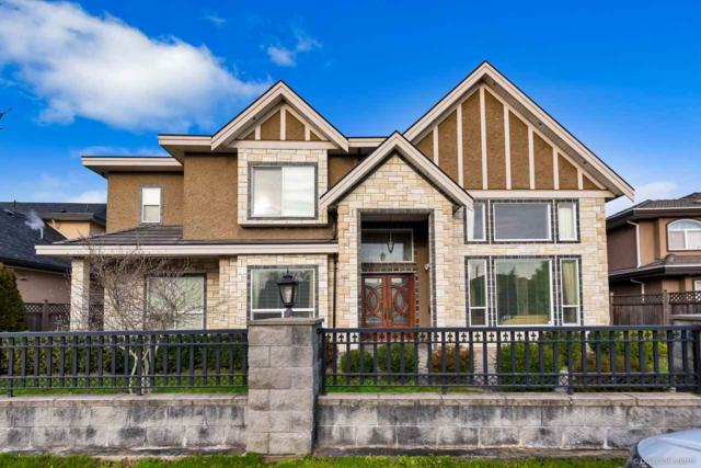10451 Aintree Crescent, Richmond, BC V7A 3T7 (#R2395773) :: RE/MAX City Realty