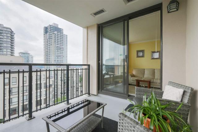 833 Agnes Street #1506, New Westminster, BC V3M 0B1 (#R2396856) :: Vancouver Real Estate