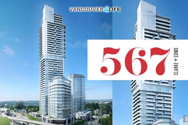 567 Clarke Road #2208, Coquitlam, BC V3J 3X4 (#R2403869) :: RE/MAX City Realty