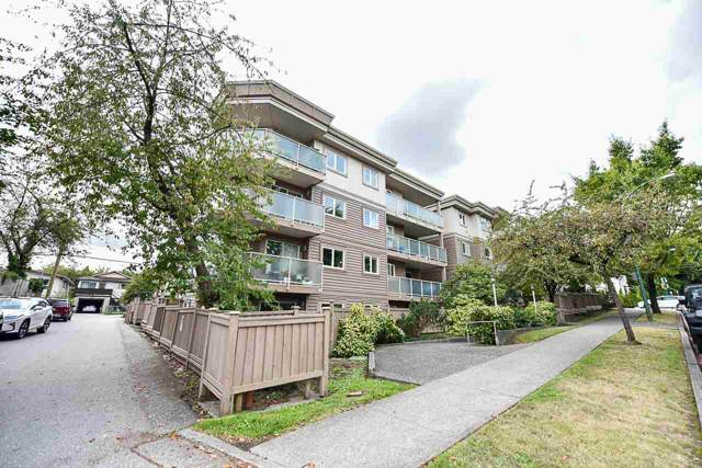 998 W 19TH Avenue #206, Vancouver, BC V5Z 1X5 (#R2403874) :: RE/MAX City Realty