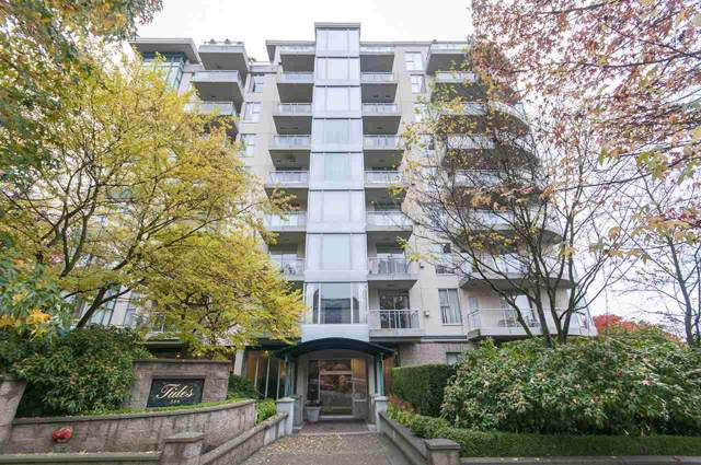 588 16TH Street #802, West Vancouver, BC V7V 3R7 (#R2403971) :: Vancouver Real Estate