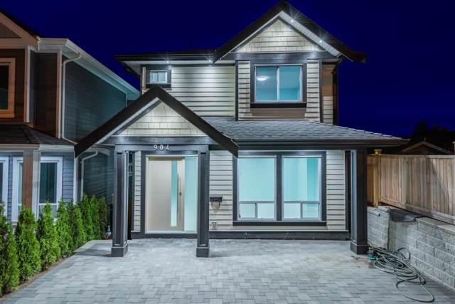 904 Alderson Avenue, Coquitlam, BC V3K 1V4 (#R2404552) :: RE/MAX City Realty